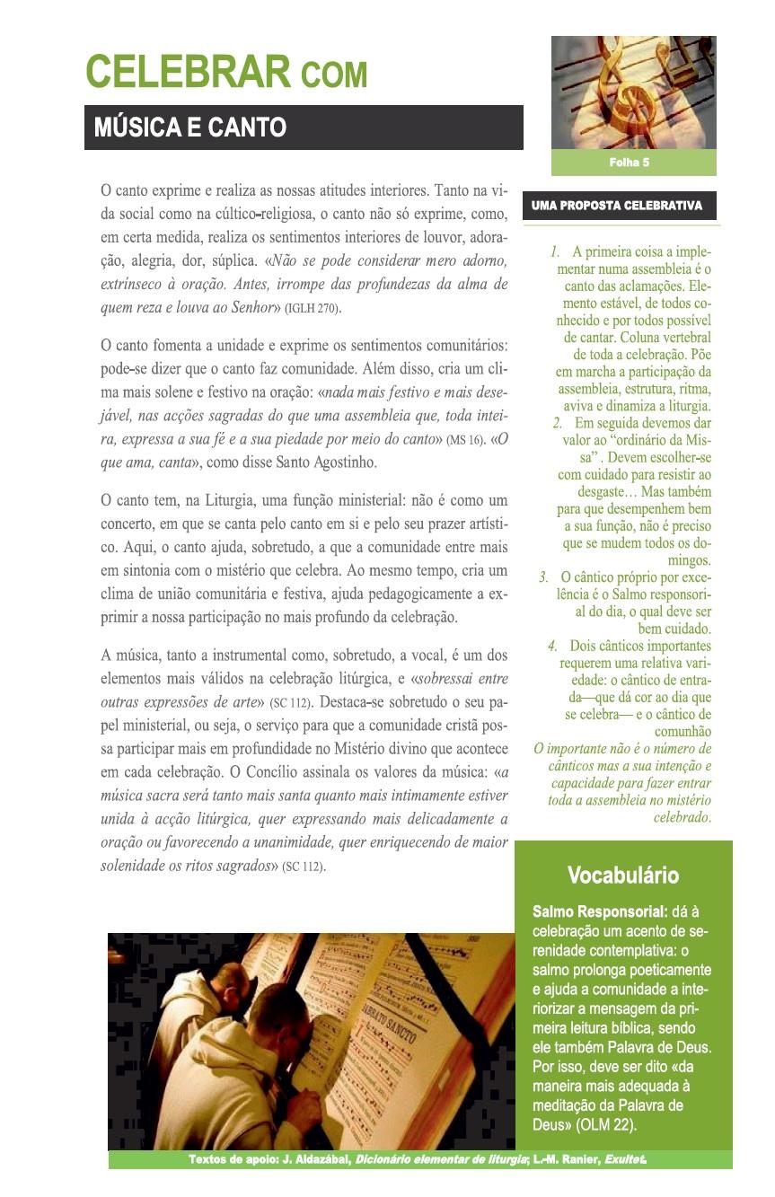02_16_2020_FOLHA 5 - Eucaristia 16 FEV202 - 1