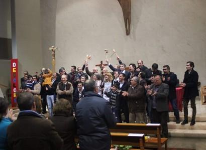 18 de Fevereiro: 160º Curso de Cristandade de Homens encerra em Reguengos de Monsaraz