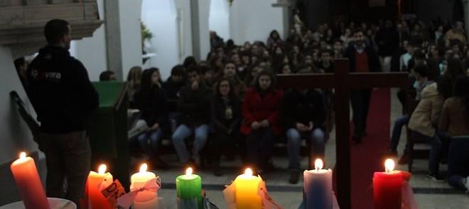 """25 de Novembro: Samora Correia recebe o """"Praying Challenge"""""""