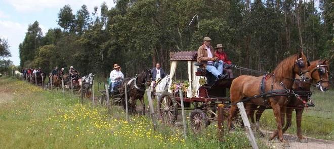 25 a 29 de Abril: XVIII Romaria a Cavalo Moita – Viana do Alentejo