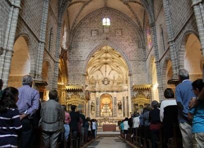 Presépios do Norte de Portugal patentes na Igreja de São Francisco
