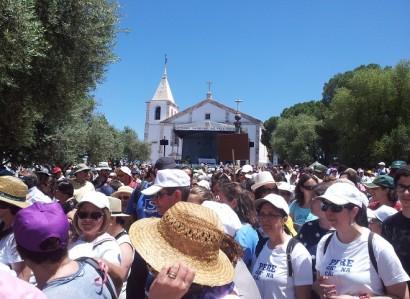 A Peregrinação Diocesana das Famílias a Vila Viçosa em destaque no Ser Igreja – PROGRAMA JÁ DISPONÍVEL