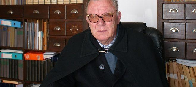 Campo Maior:  Faleceu o Cón. Donaciano Marques Afonso