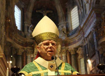 Saudação ao novo Arcebispo de Évora – Mensagem de D. José Alves