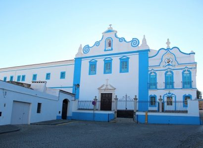 29 de Abril: Fernando Santos no Mosteiro de Campo Maior