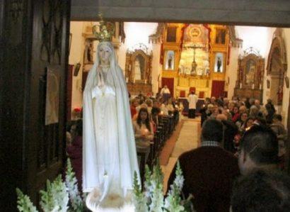12 de Outubro: Procissão de Velas pelo Centro Histórico de Évora