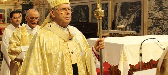 31 de Maio: D. José Alves celebra 22 anos de Ordenação Episcopal