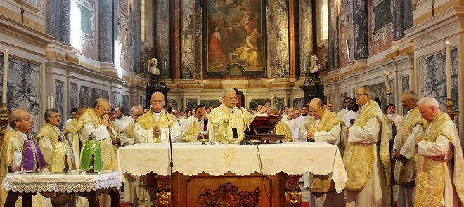 Calendário das Celebrações: Semana Santa na Arquidiocese de Évora
