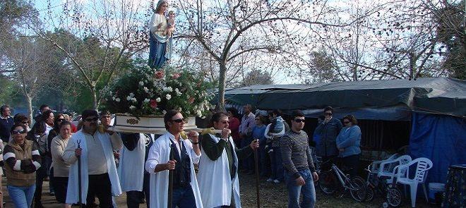 Tradições associadas à 2ª-Feira de Páscoa: Romarias no Alentejo