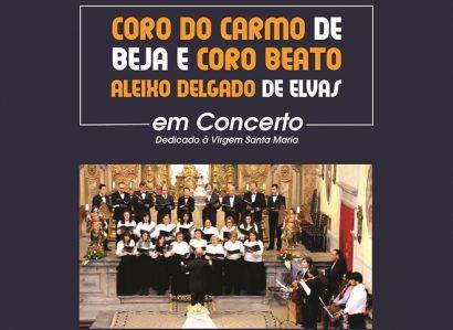 21 de Maio – Elvas: Concerto dedicado à Virgem Santa Maria