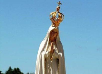 PARÓQUIA DA SENHORA DA SAÚDE realizou Procissão de Nossa Senhora de Fátima