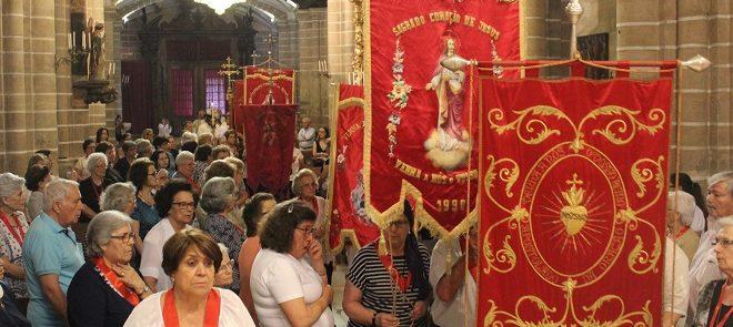 8 de Junho, na Catedral de Évora: Festa do Sagrado Coração de Jesus