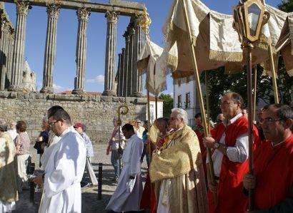 Solenidade do Corpo de Deus celebra-se em Évora com Procissão