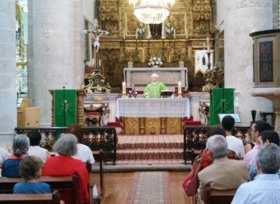 4 de Agosto: Imposição do Escapulário na igreja de Santo Antão em Évora