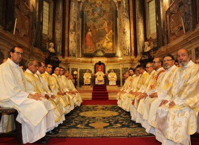A Palavra ao nosso Arcebispo: Diáconos da Arquidiocese de Évora