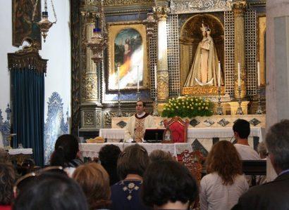Dia 1 de Outubro: Campanha da Mãe Peregrina de Schoenstatt celebra Missa em Vila Viçosa
