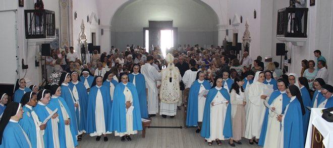 1 de Setembro, Campo Maior: Comunidade de Monjas da Ordem da Imaculada Conceição viverá data jubilosa