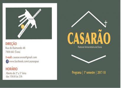 17 de Outubro: Leigos para o Desenvolvimento realizam sessão no Casarão