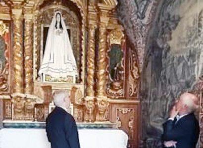 Arcebispo de Évora faz visita pastoral às Paróquias de Evoramonte e sua Misericórdia