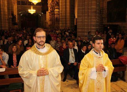 Dois novos presbíteros para a Arquidiocese de Évora