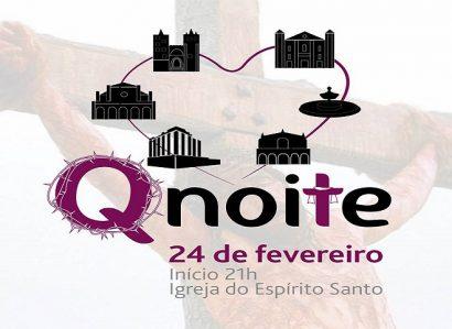 24 de Fevereiro: QNoite, mega-encontro de jovens em Évora