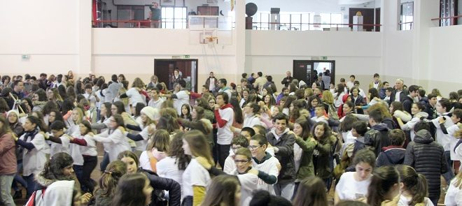 Dia Diocesano do Adolescente  congrega 600 em Reguengos de Monsaraz