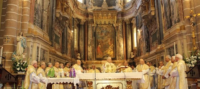Quinta-feira Santa, Missa Crismal: Homilia do senhor Arcebispo de Évora, D. José Alves