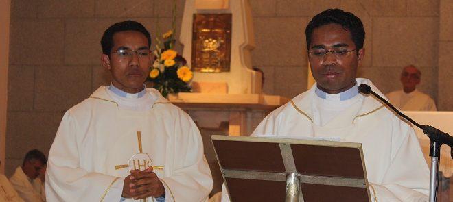Ordenações de Diáconos nos Salesianos de Évora