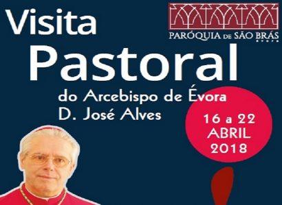 De 16 a 22 de Abril: Paróquia de São Brás recebe a Visita Pastoral