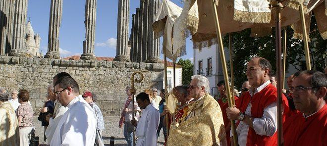 31 de Maio: Évora celebra Festa do Corpo de Deus