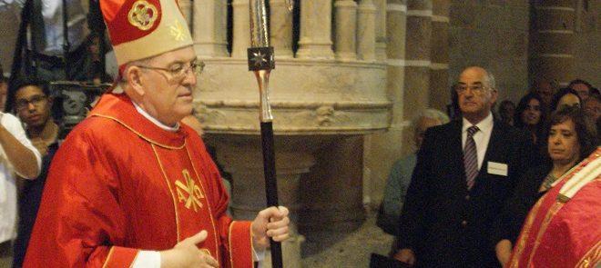 Saudação de D. Francisco José Senra Coelho, Arcebispo Eleito de Évora