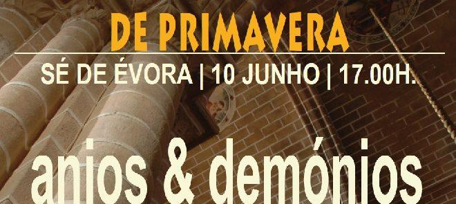 Sé de Évora, 10 de Junho: Concerto de Primavera