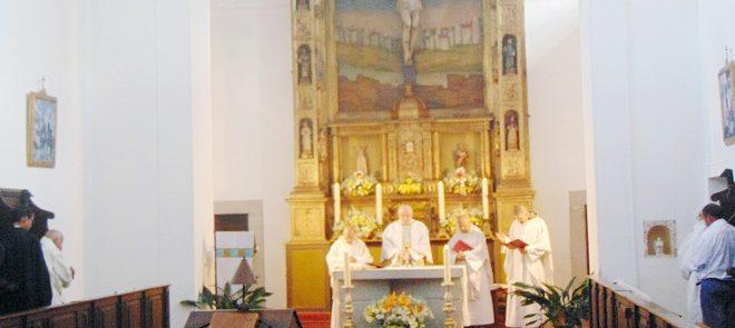 Arcebispo de Évora celebrou na Cartuxa de Évora