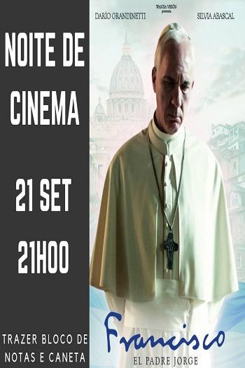 21 de Setembro: Noite de Cinema em Évora