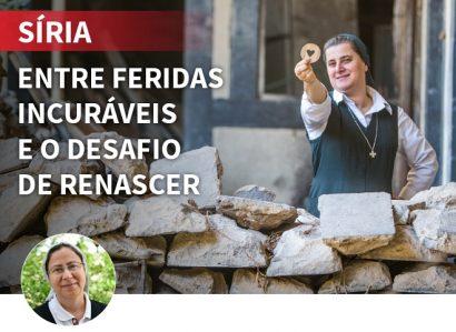 Fundação Ajuda à Igreja que Sofre promove conferência em Évora sobre a realidade da guerra na Síria