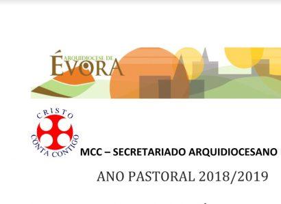 27 e 28 de Outubro: Movimento dos Cursos de Cristandade realiza Retiro de Mudança em Elvas