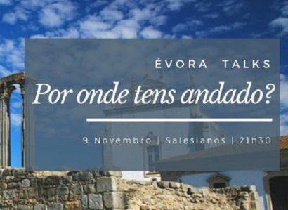 9 de Novembro: II Edição do Évora Talks realiza-se no auditório dos salesianos
