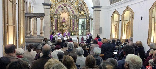 DOMINGO, 6 DE JANEIRO: ARCEBISPO DE ÉVORA CELEBRA EUCARISTIA EM BORBA PELAS VÍTIMAS DA DERROCADA NA ESTRADA 255