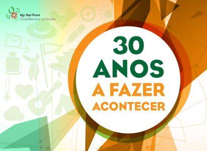 24 de Novembro: Agrupamento 890 de Évora assinala 30º aniversário