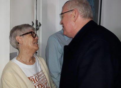 Dia Mundial dos Pobres: Arcebispo de Évora visita associação Pão e Paz