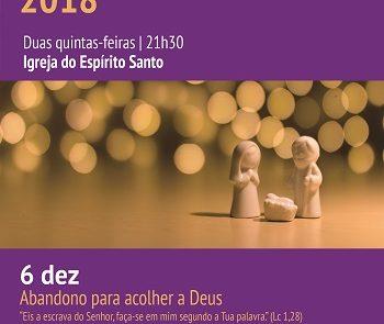 Évora: Catequeses de Advento na Igreja do Espírito Santo