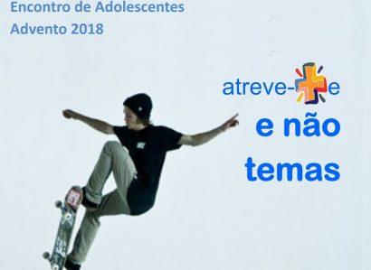 15 de Dezembro: Encontro de Advento para Adolescentes/ Jovens