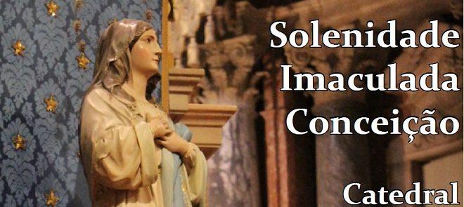 8 de Dezembro: Bênção das Imagens do Menino Jesus na Sé de Évora