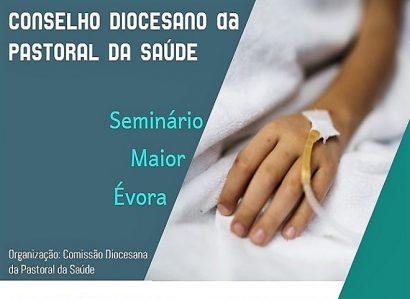 26 de Janeiro: Conselho Diocesano da Pastoral da Saúde reúne-se no Seminário Maior de Évora