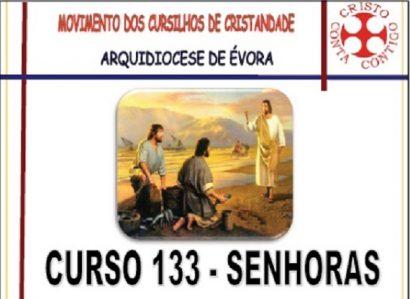 20 de Janeiro: Curso de Cristandade 133 – Senhoras encerra em Estremoz