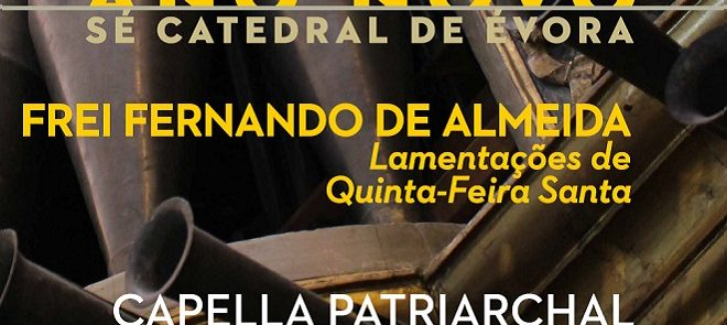 12 de Janeiro: Concerto de Ano Novo na Sé de Évora