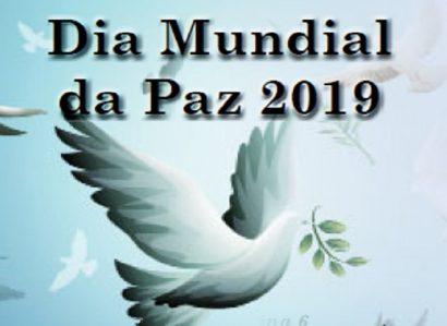 O Dia Mundial da Paz em destaque no Ser Igreja (4 de Janeiro) – PROGRAMA JÁ DISPONÍVEL