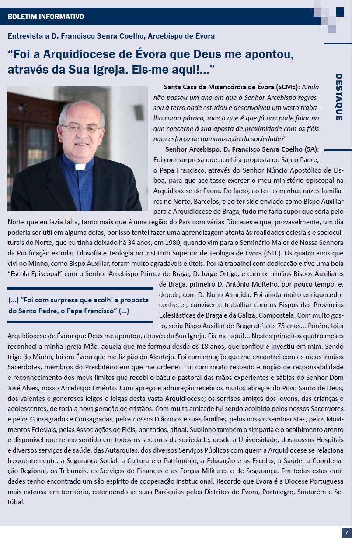 1 - JANEIRO2019_ENTREVISTA BOLETIM SANTA CASA EVORA_1