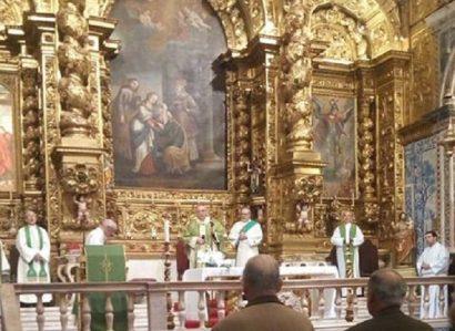 Homilia do Arcebispo de Évora na reabertura ao culto da Igreja da Misericórdia de Évora