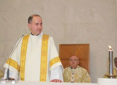 6 de Outubro: Ordenação Presbiteral do diácono Paulo Fonseca